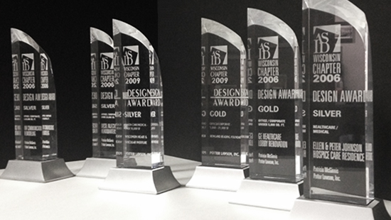 commercial interior design awards
