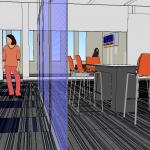 commercial design renderings 3