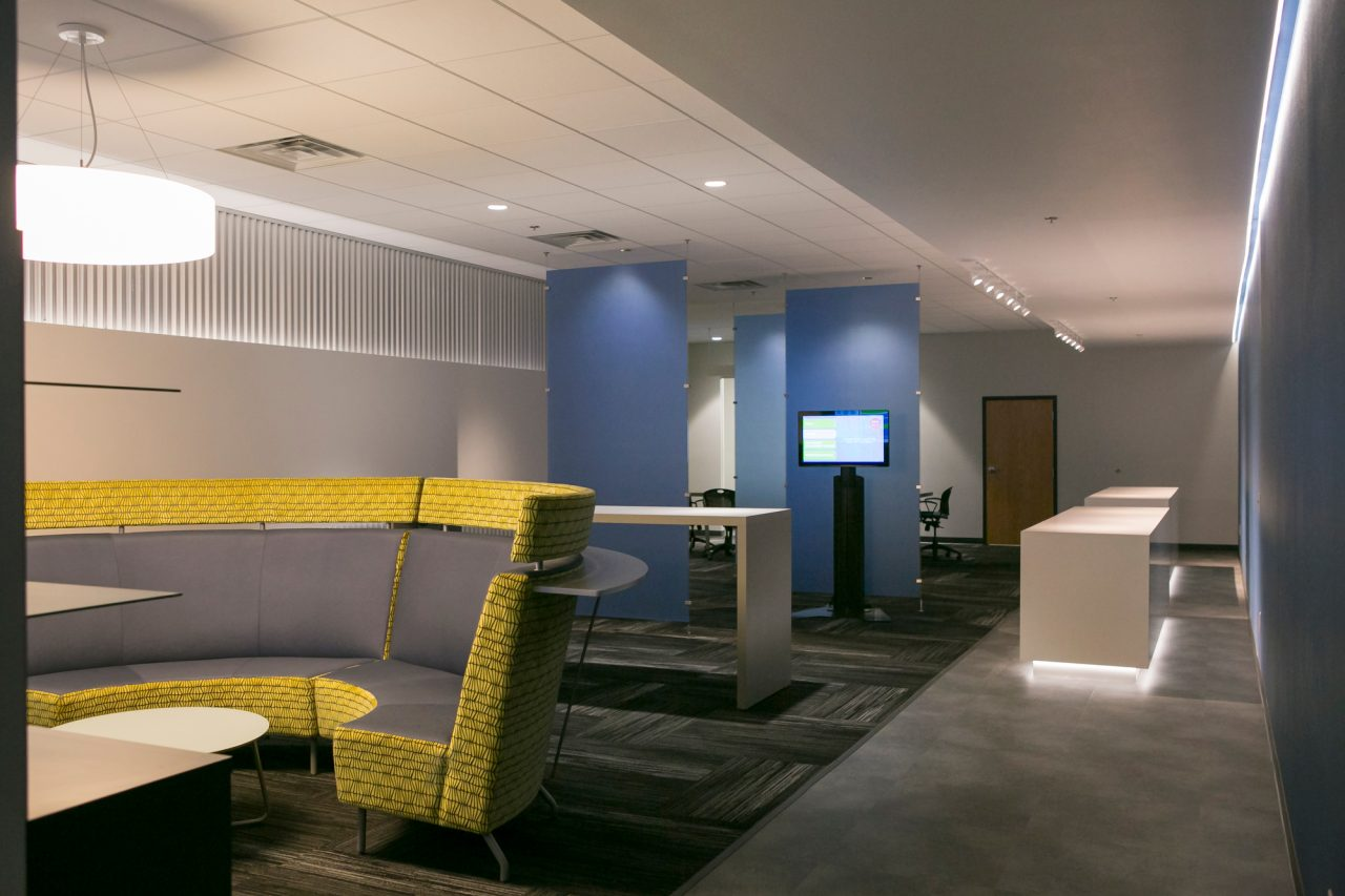 Innovation center offers dynamic customer experience for Household experience design